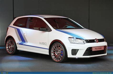 Volkswagen Polo R by Ausmotive 187 Road Going Volkswagen Polo R Wrc Revealed