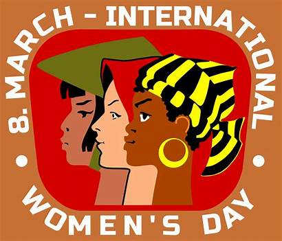 International Working March History Woman Poster Clipart