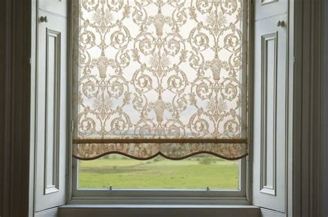 lace window shades 17 best images about stiffened blinds on pinterest lace john lewis and chevron fabric
