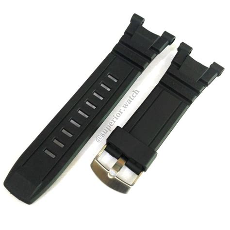 jual tali eiger iyw0084 iyw0098 genuine replacement watchstrap di lapak superior watch