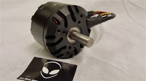 Brushless Motor by Aps 6355s Sensored Outrunner Brushless Motor 190kv 2200w