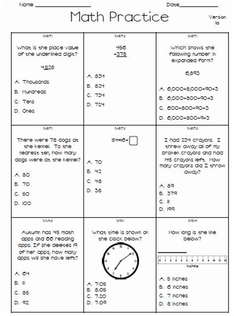 grade reading staar test practice worksheets db