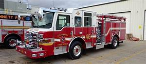 Ten 8 Fire Equipment Pierce Velocity Pumper Delivered To Clearwater  Florida