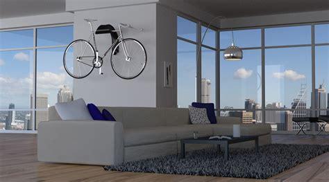 sculptural bike wall mount  designed  display  ride   work  art