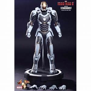 Hot Toys Starboost Iron Man 3 Mark 39 XXXIX Gemini MMS 214 ...