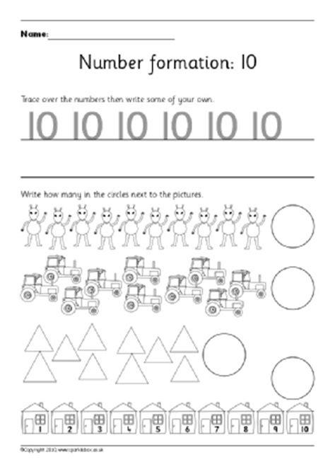 number formation worksheets 0 10 number worksheets and printables for primary school