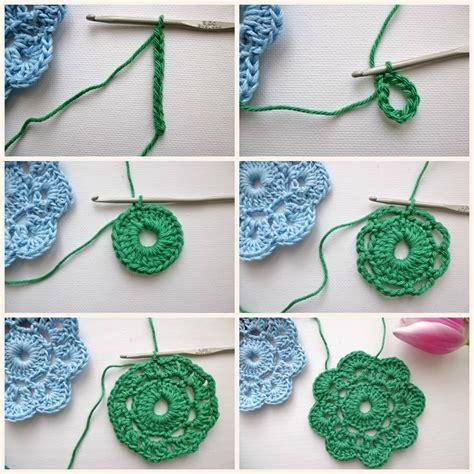 rose valley  maybelle crochet flower