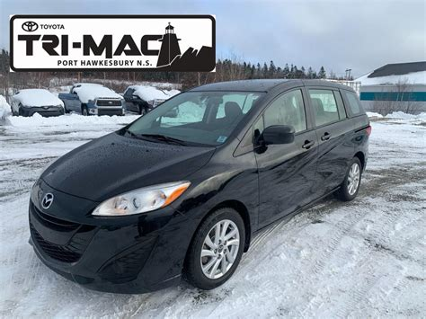 Johnson inc is located at 902 reeves st # 2, port hawkesbury, ns. Used 2016 Mazda MAZDA5 Touring TOURING for Sale in Port ...