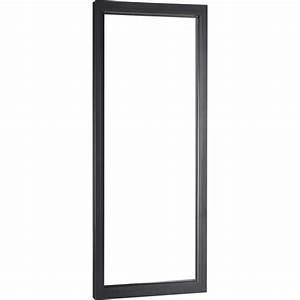 Porte Sans Bati Leroy Merlin : fen tre aluminium 1 vantail sans ouverture x cm ~ Dailycaller-alerts.com Idées de Décoration