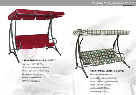 chaise balancoire single person swing hammock garden swing bed swing