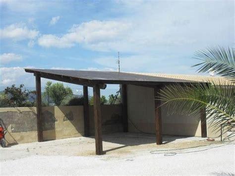 build flat roof double carport plans myhandymate