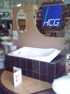 hcg bath tub