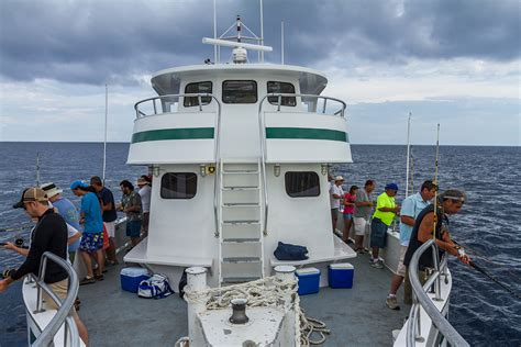 Outer Banks Head Boats by Full Day Offshore Gulf Stream Fishing On The Miss Hatteras