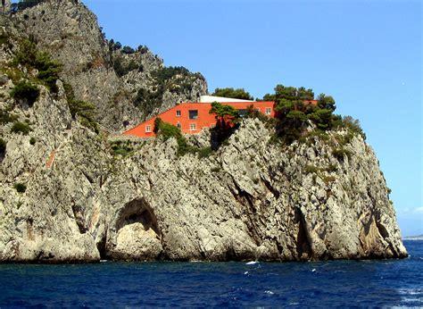 casa malaparte gallery of ad classics villa malaparte adalberto libera 7