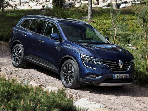 Renault Koleos Backgrounds by Renault Koleos 2017 Picture 15 Of 149