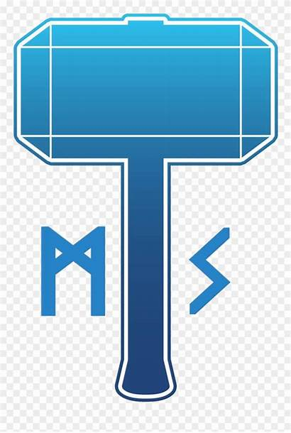 Thor Hammer Clipart Background Clipground Calling