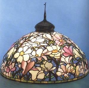 tiffany studios magnolia floor lamp With tiffany magnolia floor lamp