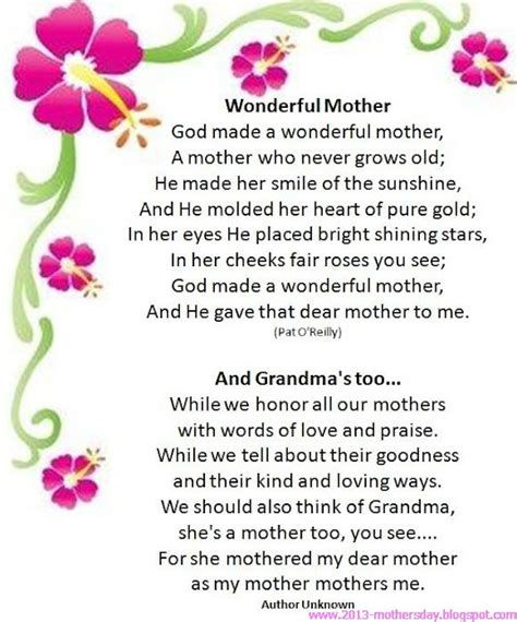 mothers day poem wallpaper free download happy mother s day poems