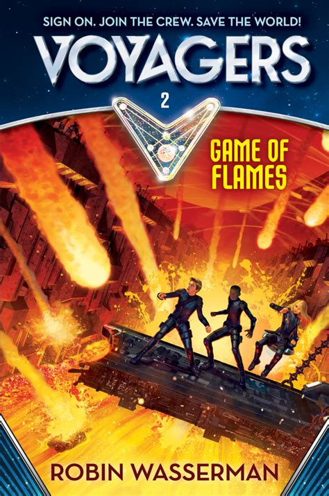 voyagers flames game series platform middle multi blasts giveaway grade fall