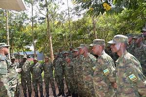 RDF Sends a Contingent To Bangladesh for Peace Support ...