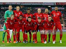 Bayern Munich Roster