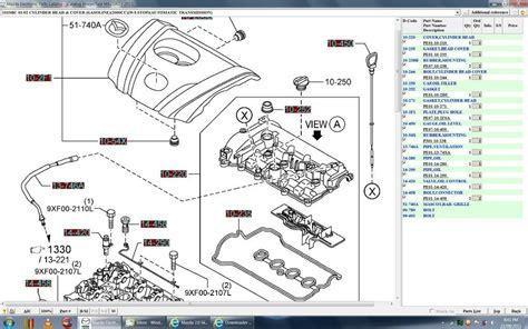 Mazda 6 Engine Part Diagram by Mazda 2 0 Skyactiv Pe Engine Parts Details Here Rx8club