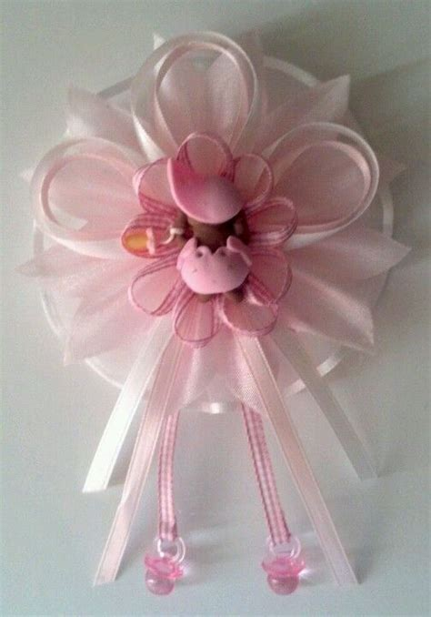 Baby Shower Pins For Corsages Baby Shower Corsage Favor By Fancy Favors