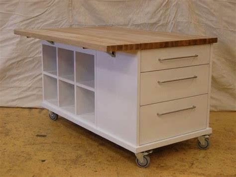 table as kitchen island these kitchen island table on wheels with table on casters
