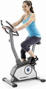 Marcy Magnetic Recumbent Exercise Bike With 8 Resistance