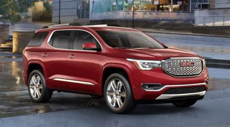 2020 Gmc Acadia Changes by 2020 Gmc Acadia Concept Price And Changes Rumor Best