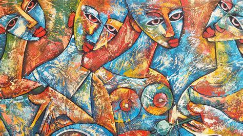 images gratuites cr 233 atif artistique la peinture illustration oeuvre d moderne bd