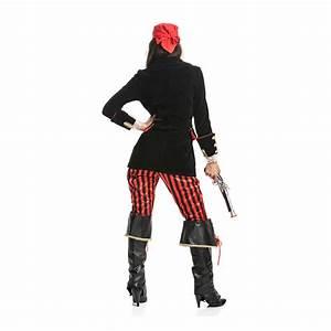 Damen Kostüm Piratin : piratin kost m damen deluxe komplettes karnevalskost m kost mplanet ~ Frokenaadalensverden.com Haus und Dekorationen