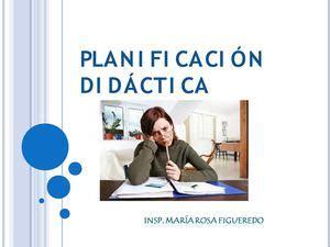 Calaméo - Planificación didáctica.