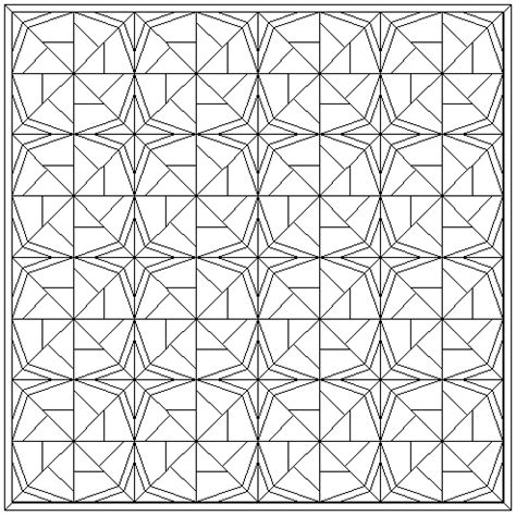block coloring pattern quilt patterns gallery