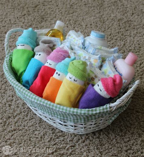 How To Prepare A Baby Shower - how to make babies easy baby shower gift idea