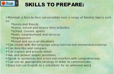 sample questions english tests