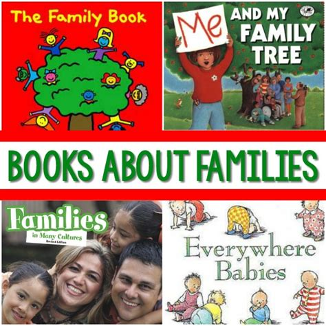 family books for preschoolers pre k pages 237 | books about families for preschool