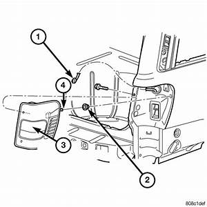 How Do You Replace A Rear Turn Signal Bulb On 2004 Jeep