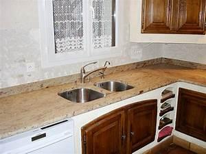 Plan De Travail Granit : granits d co plan de travail en granit shivakasi ~ Dailycaller-alerts.com Idées de Décoration