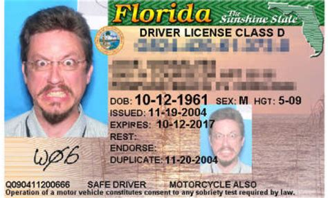 Florida Drivers License Template by Martyrmom Trying To Prove Who I Am