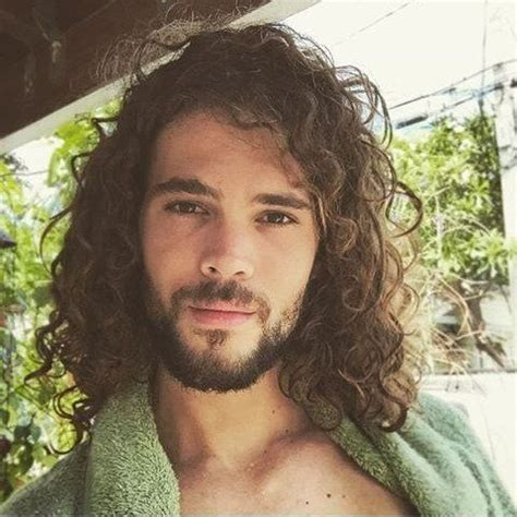 natural curly hairstyles  men trending  september