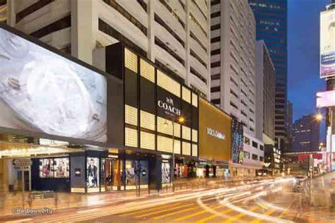 destinasi wisata belanja  hongkong  murah meriah