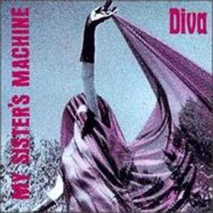 diva  sisters machine album wikipedia