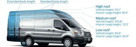 Extended Cargo Vans Explained