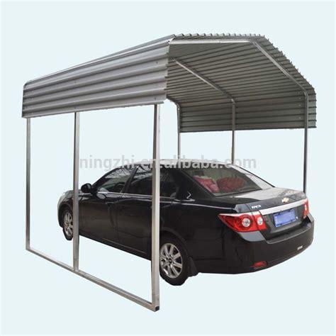 Auto Shelter Metal by Metall Carport Einzel Auto Shelter Gr 252 N Auto Schuppen In