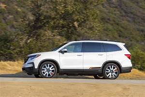 2019 Honda Pilot Review  Ratings  Specs  Prices  And