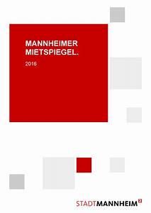 Miete Berechnen Nach Mietspiegel : neuer mannheimer mietspiegel f r 2016 ver ffentlicht ~ Themetempest.com Abrechnung