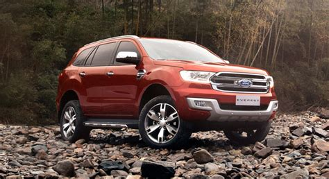 ford everest  philippines price specs autodeal