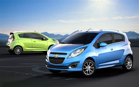 2013 Chevrolet Spark First Drive