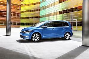Monospace Volkswagen : nouveau vw touran 2017 monospace chic bonne tenue de route ~ Gottalentnigeria.com Avis de Voitures